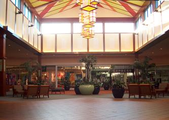 Mckinley Mall Center Court