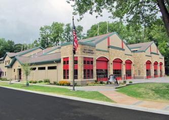 West Herr Toyota >> East Aurora Fire Station