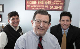 Picone Construction executive team